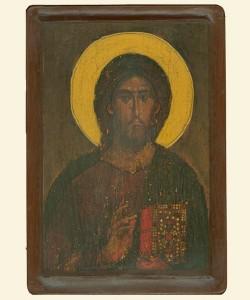 Христос Вседержитель, г. Афон
