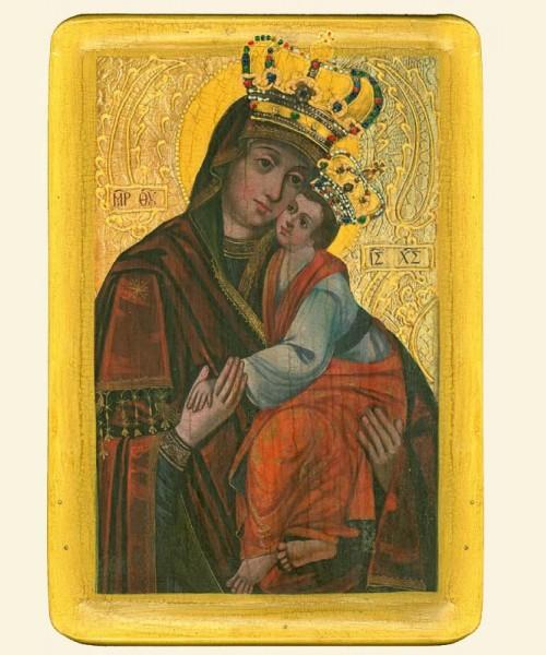 Крехiвська (Верхратська ) Богородиця (XVII cт.)