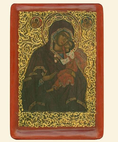 Богородиця Замилування (XVIст.) з с. Лiсковатого Від: 490 грн.