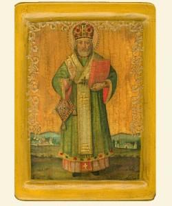 Св. Миколай Крехівський, (XVII ст.)