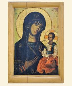 Чудотворної ікони Волинська Богородиця Одигрія XIII ст