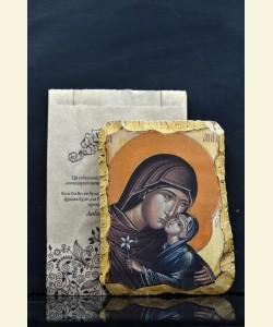 """Фреска """"святі Анна і Марія"""""""