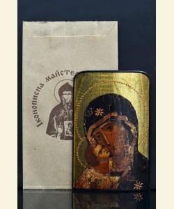 """Подорожня ікона """"Вишгородська (Володимирівська) Богородиця"""""""