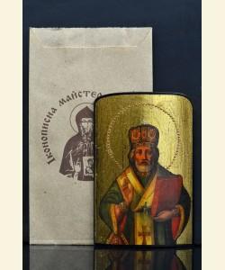 """Подорожня ікона """"св. Миколай"""""""
